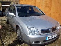 Picture of 2003 Vauxhall Vectra