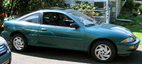 Picture of 1998 Chevrolet Cavalier RS Coupe, exterior, gallery_worthy