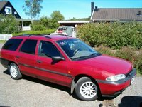 1993 Ford Mondeo Overview
