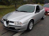 "2000 Alfa Romeo 156, Feliz con bebe nuevo ""Alfa Romeo 156 TS 2.0 16V"" 155HP!! Butacas Cuero MOMO design Zar-pa-do!!!!, exterior"