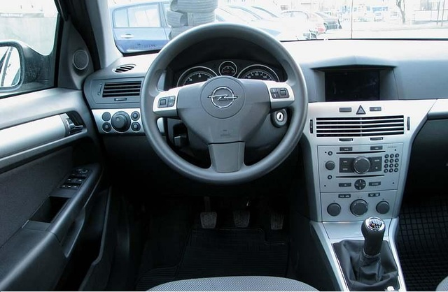 2007 opel astra interior pictures cargurus for Opel astra g interieur