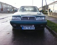 1996 Rover 800 Overview