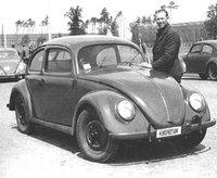 1938 Volkswagen Beetle Overview