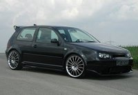 2003 Volkswagen Golf Picture Gallery