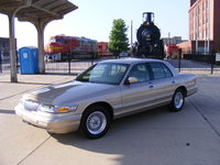 Picture of 1997 Mercury Grand Marquis 4 Dr LS Sedan, exterior