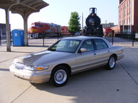 1997 Mercury Grand Marquis Overview