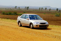 2002 Honda City Picture Gallery