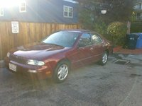 Picture of 1993 Nissan Altima GXE, exterior