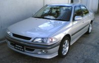 1996 Toyota Carina, Out in the light, but still mean, exterior