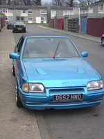 Picture of 1987 Ford Escort, exterior