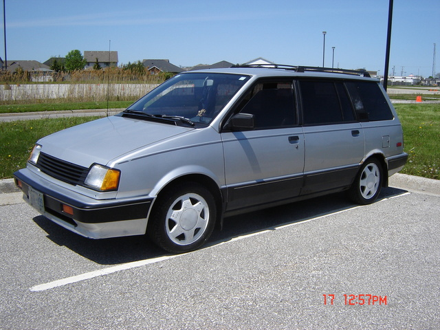Picture of 1991 Dodge Colt 4 Dr Vista Wagon, exterior, gallery_worthy
