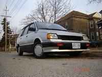Picture of 1991 Dodge Colt 4 Dr Vista Wagon, exterior