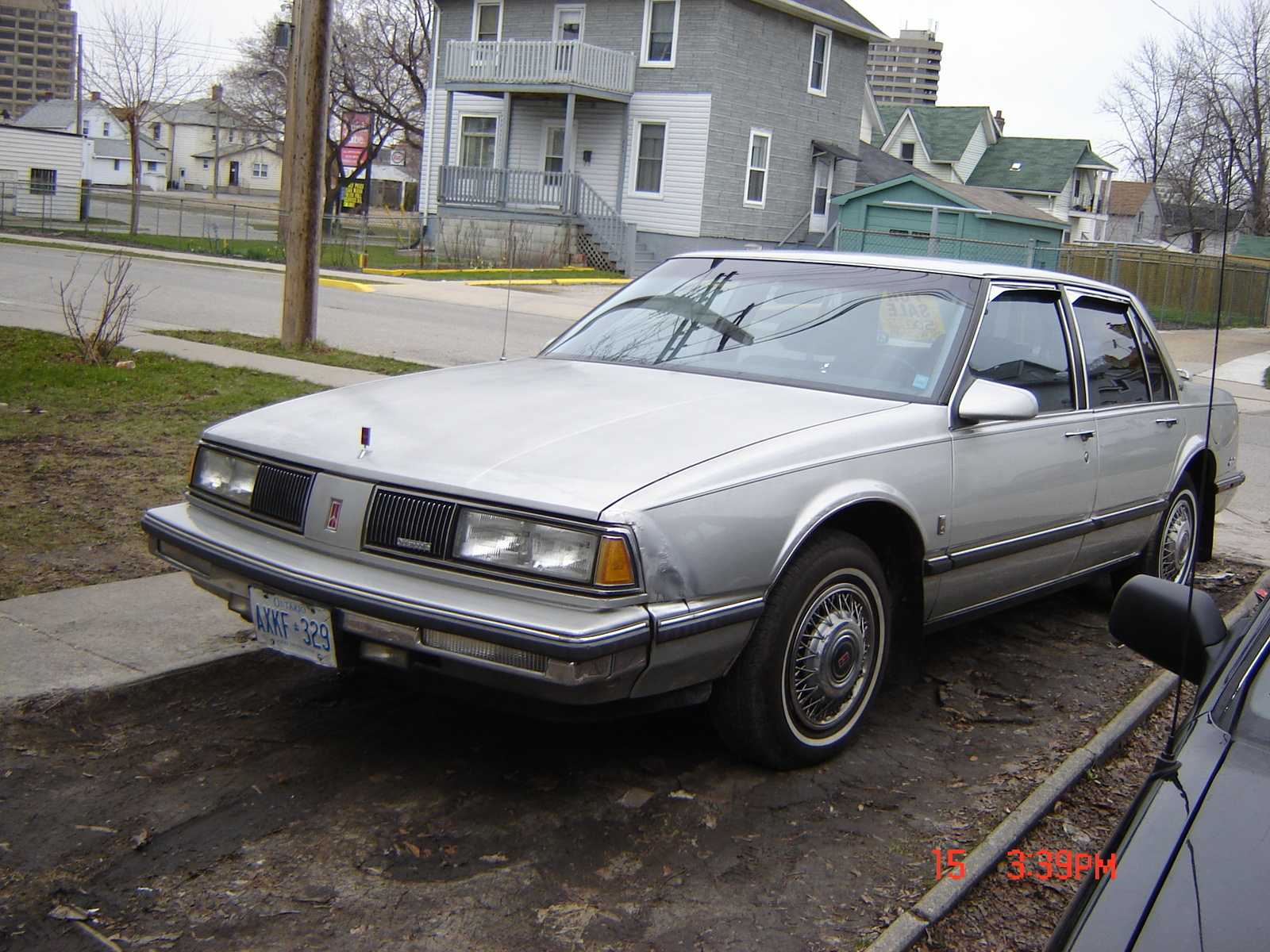 1987 Oldsmobile Eighty Eight Overview