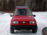 Picture of 1992 Geo Tracker 2 Dr LSi 4WD SUV, exterior, gallery_worthy