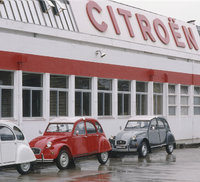 1979 Citroen 2CV Overview