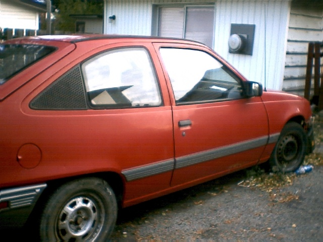 Picture of 1992 Pontiac Le Mans 2 Dr SE Coupe