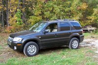 2005 Mercury Mariner Premier 4WD, 2005 Mariner - 2 weeks old and four wheeling in the great outdoors,, exterior, gallery_worthy