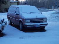1988 Dodge Caravan Overview