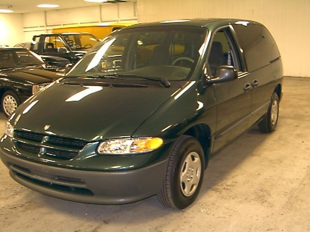Picture of 1998 Dodge Caravan 3 Dr STD Passenger Van, exterior, gallery_worthy