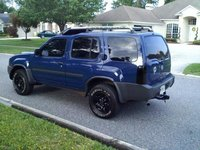 2002 Nissan Xterra SE Supercharged, just got done with the rims and tail lights, exterior