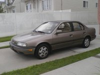1991 INFINITI G20 FWD, My second toy my 100 dollar Infinti G20 aka wang tang tang winter beater, exterior, gallery_worthy