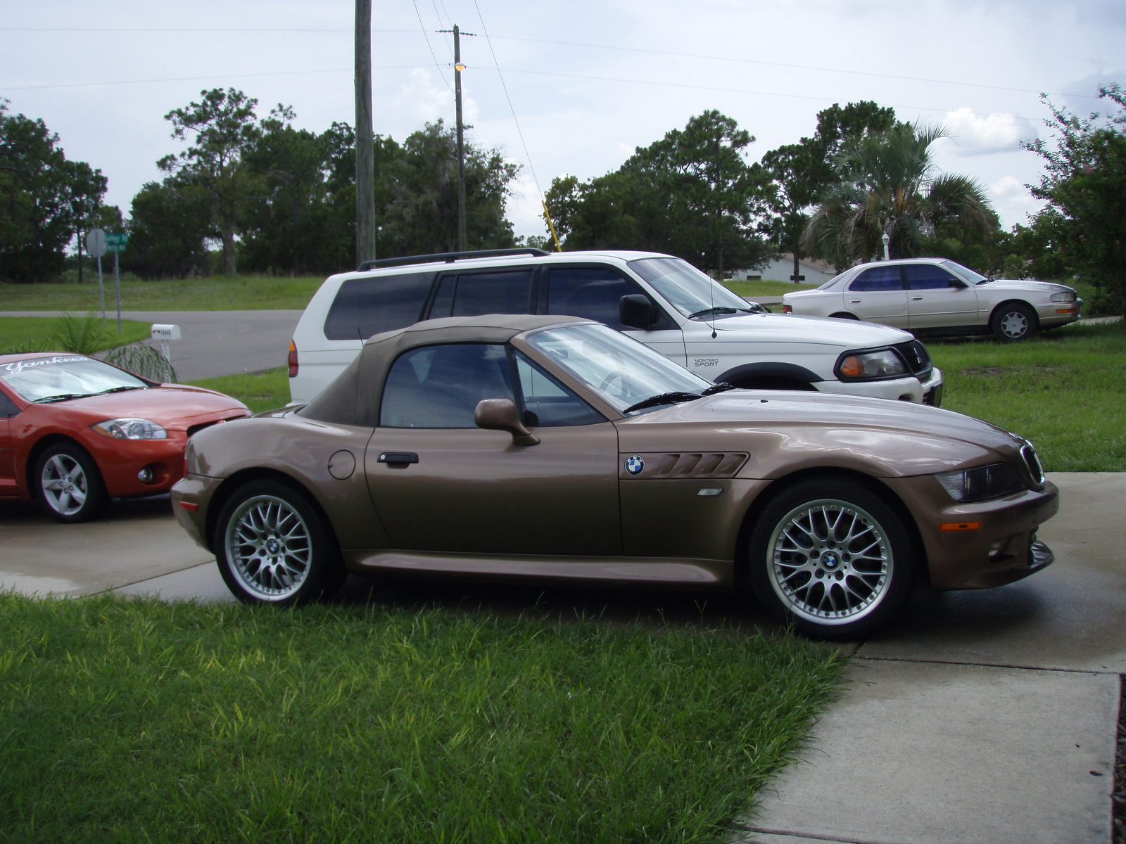 2000 bmw z3 exterior pictures cargurus. Black Bedroom Furniture Sets. Home Design Ideas