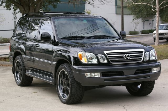2005 Lexus LX 470 4WD, the weels are new, exterior, gallery_worthy
