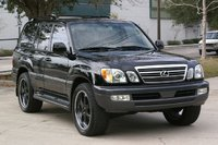 2005 Lexus LX 470 470 4WD, the weels are new, exterior, gallery_worthy