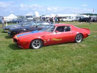 1971 Pontiac Trans Am Overview