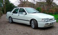 1988 Ford Sapphire Overview