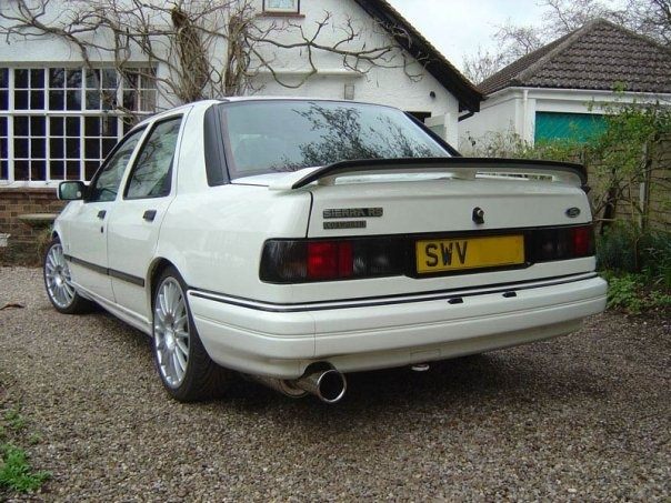 Picture of 1988 Ford Sapphire