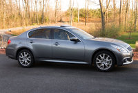 2010 INFINITI G37 xAWD, GOt the car tinted today.  Perfect shade...Only slgihtly illegal :), exterior, gallery_worthy