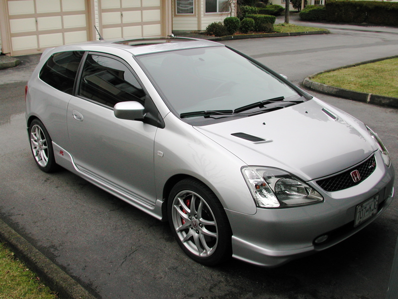 2002 Honda Civic Si Hatchback picture, exterior