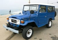 1981 Toyota Land Cruiser Overview