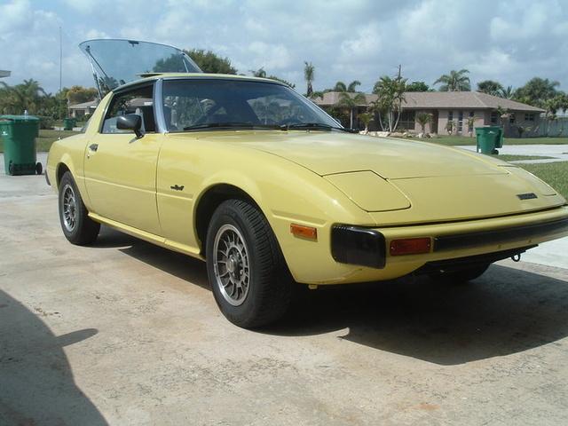 1979 Mazda Rx 7 Pictures Cargurus