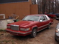 1980 Ford Thunderbird Picture Gallery