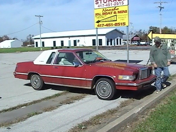 1980 Ford Thunderbird Overview