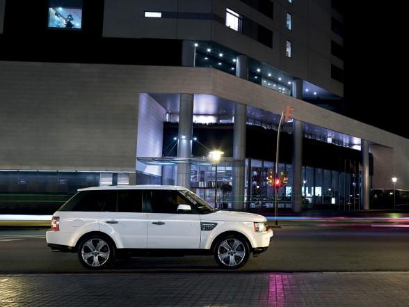 تقرير شامل عن سيارة رانج روفر الرياضية Range Rover sport 2010 land rover range rover sport sc pic 9078260391606523581