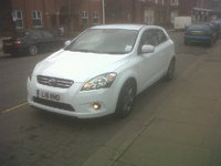 Picture of 2008 Kia Pro Cee'd, exterior, gallery_worthy