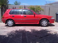 1994 Toyota Tazz, Before I decided to make this a project car., exterior
