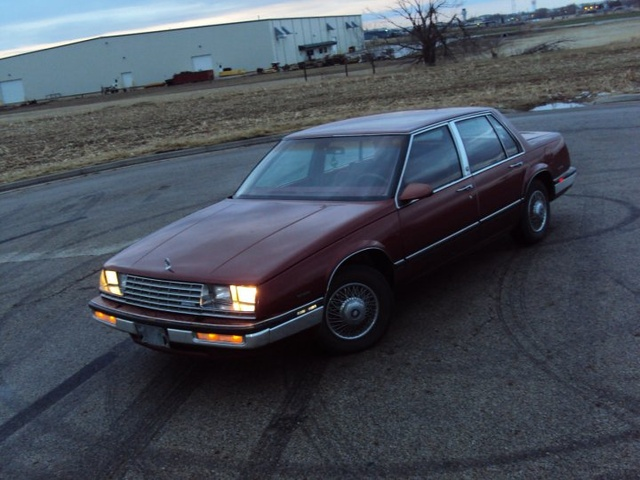 Picture of 1986 Buick LeSabre, exterior, gallery_worthy