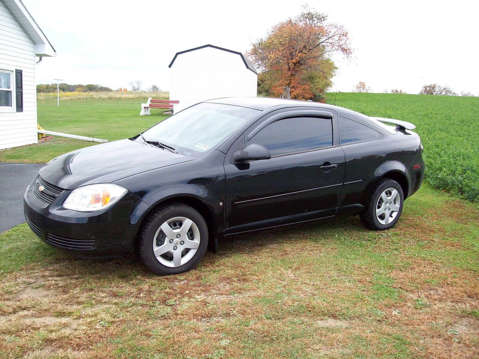 2006 Chevrolet Cobalt Coup LS Automatic related infomation