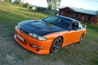 1995 Nissan Silvia, Nye grill, exterior, gallery_worthy
