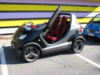 Picture of 2001 smart fortwo, exterior, interior