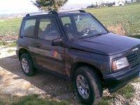 1999 Suzuki Vitara 2 Dr JX 1.6 4WD Convertible, my vitara, exterior