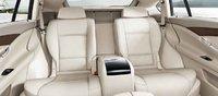 2010 BMW 5 Series Gran Turismo 550i, backseats , interior, manufacturer