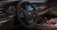 2010 BMW 5 Series Gran Turismo 550i, steering wheel , interior, manufacturer