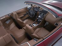 2010 Aston Martin DBS Volante, seating and dashboard , interior, manufacturer
