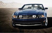 2011 Ford Mustang GT Convertible , exterior, manufacturer