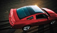 2011 Ford Mustang GT Premium, Aerial view , exterior, manufacturer